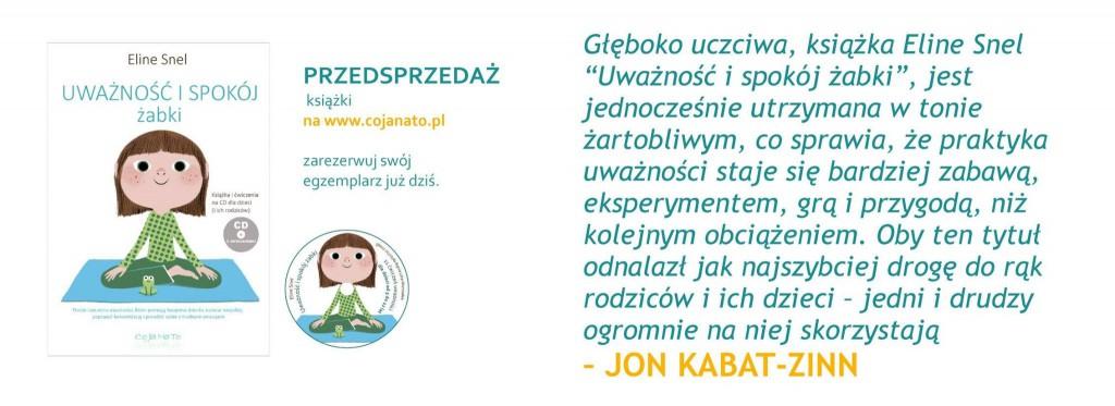 Jon Kabat-Zinn - ksiązka